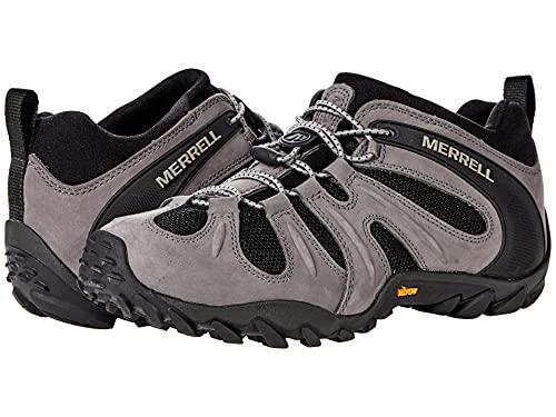 Merrell Men's Chameleon 8 Stretch Hiking Shoe, Charcoal, 10