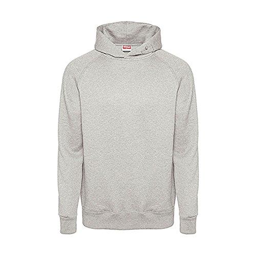 FDM - Sweatshirt à Capuche Tagless Media (M) (Crème)