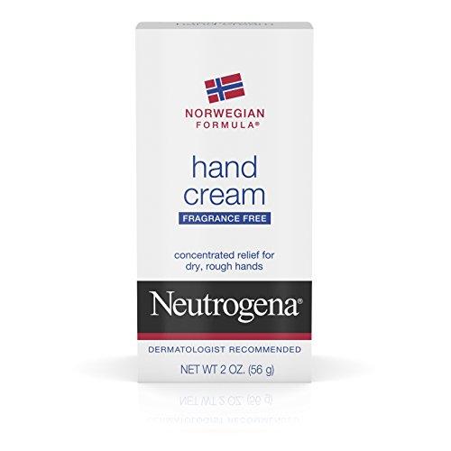 Neutrogena Norwegian Formula Moisturizing Hand Cream Formulated with Glycerin for Dry, Rough Hands,...