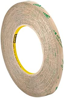 3M 3/8-5-468MP Adhesive Transfer Tape 468MP, 0.38
