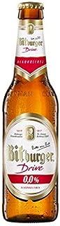 Bitburger Drive Non-Alcoholic German Beer 330ml (.33l) 6-Pack
