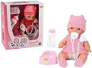 Basmah 12inch Doll Set W/12 Sound 32-1452580