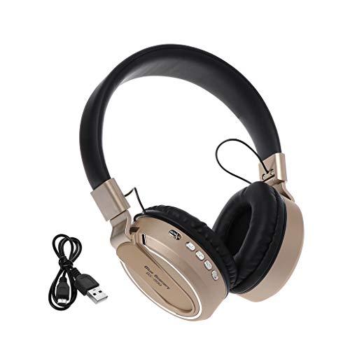 ZHINTE Audífonos Auriculares inalámbricos Auriculares compatibles con Bluetooth Sonido estéreo Auriculares Micrófono Llamada