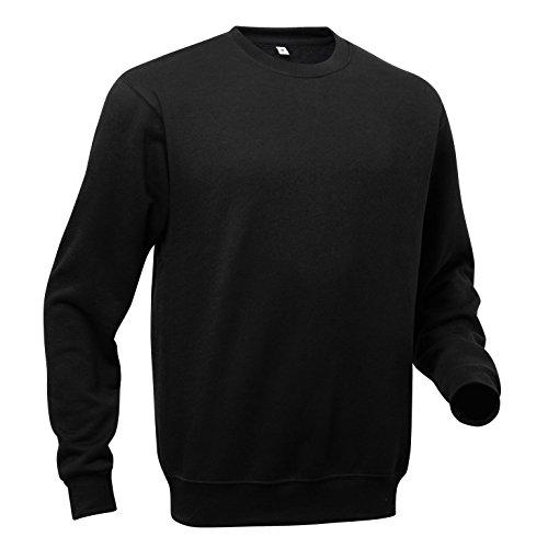 Pro RTX Herren Sweatshirt (6XL) (Schwarz)
