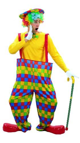 Déguisement clown homme - Taille Unique