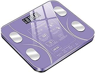 Báscula Hot New Body Index Balanzas De Pesaje Inteligentes Electrónicas Báscula De Baño Básculas Digitales De Peso Humano Pantalla Lcd De Piso
