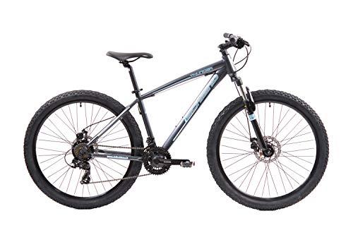 F.lli Schiano Thunder, Bici MTB Uomo, Antracite-Blu, 27.5'