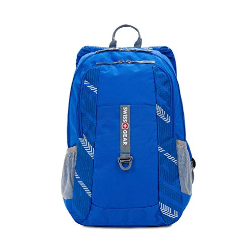 SWISSGEAR Laptop Backpack School College Work and Travel/New Royal Blue