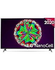 "LG 49NANO80ALEXA - Smart TV 4K NanoCell 123 cm, 49"" con Inteligencia Artificial, Procesador Inteligente Quad Core, Deep Learning, Local Dimming, HDR 10 Pro, HLG, Sonido Ultra Surround"