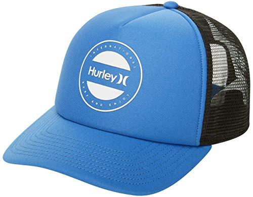 Hurley M Port Hat Gorra, Hombre, Gym Blue, 1SIZE