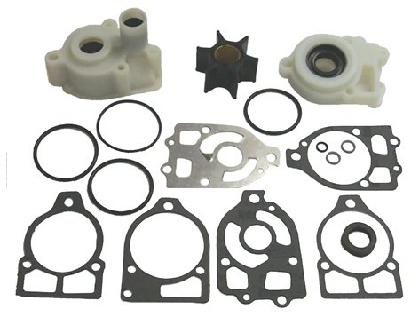 Sierra 18-3320 Water Pump Kit for MR/Alpha I Units S/N 6854393-0D469858