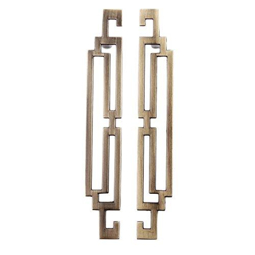 Poignée de Porte de Placard Bouton de Porte Ancien de Style Européen pour Décoration de Meuble Tiroir