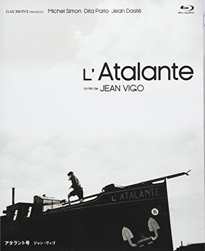 アタラント号 4Kレストア版 ジャン・ヴィゴ Blu-ray