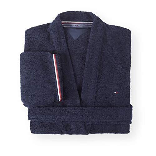Tommy Hilfiger Kimono Uni Serie Größe M Farbe Navy