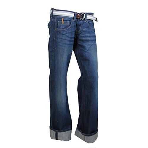 Replay Janice WV580 .865.205 Damen Jeans, 12 OZ Blue Denim W26/L32