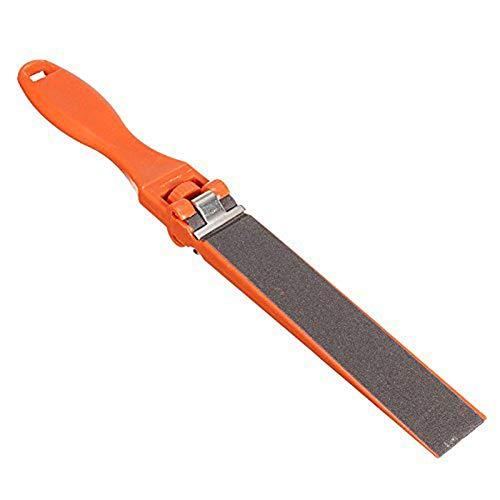 LuMon Gitarre Krönung Feile Werkzeug Reparatur Zubehör Griffbrett Polier- Austauschbare Scrub Band - Large