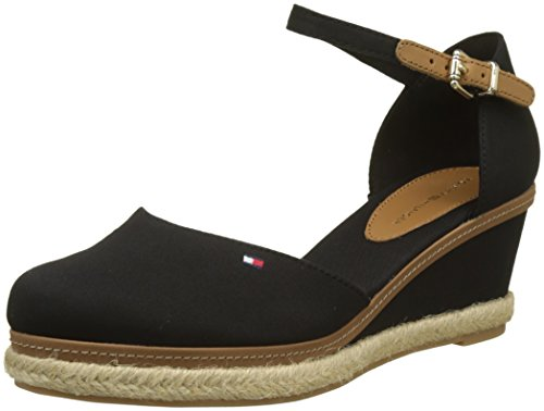 Tommy Hilfiger ICONIC ELBA BASIC CLOSED TOE dames sandalen