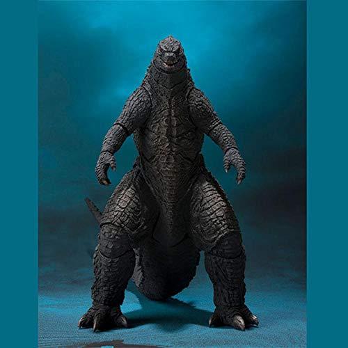 Action Figure Godzilla: King of The Monsters Godzilla Personaggio dei Cartoni Animati Dinosaur Monster Quito Giocattoli per Bambini Bambole - Regali di Compleanno per Bambini A