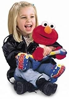 ELMO Rock and Roll Interactive Plush (Unboxed)