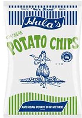 フラ印 アメリカン ポテト チップス のり塩味 160g