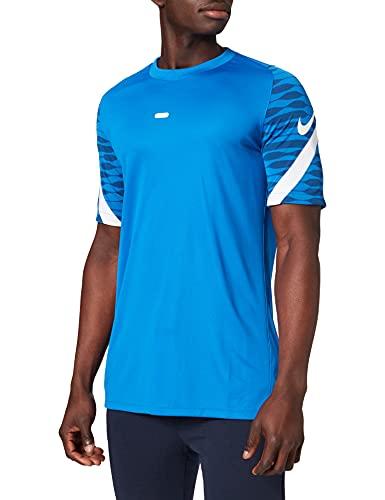 NIKE Camiseta para Hombre Strike 21, Hombre, Camiseta, CW5843-463, Azul Real, obsidiana, Blanco y Blanco, XX-Large