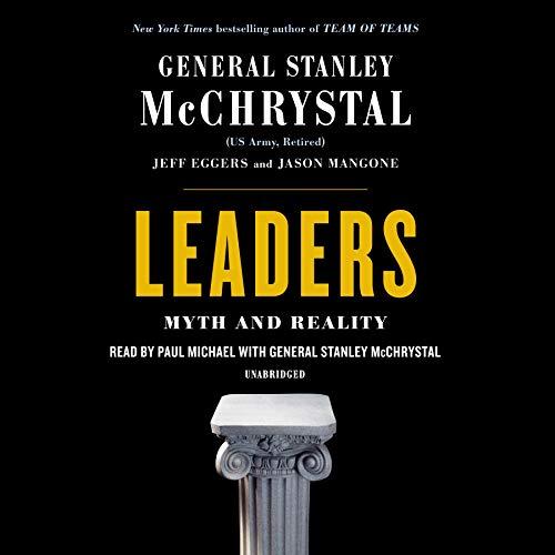 Leaders audiobook cover art