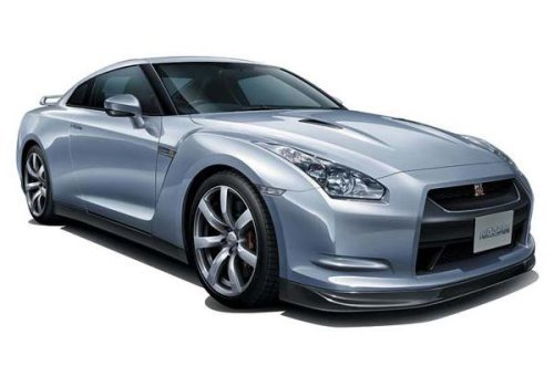 青島文化教材社 1/24 ザ・ベストカーGTシリーズ No.18 ニッサン R35 GT-R エンジン付 プラモデル