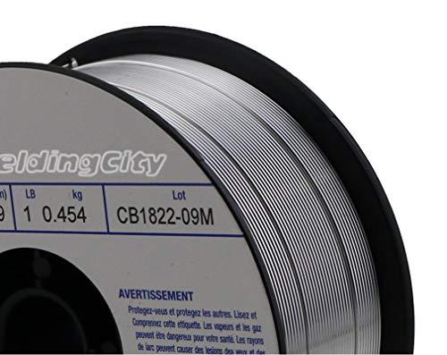 WeldingCity 5 Rolls of ER5356 Aluminum MIG Welding Wire
