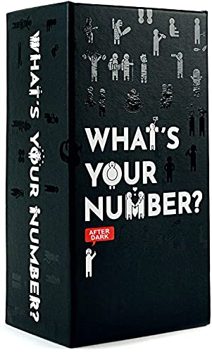 What's Your Number? Card Game: The Game...