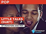 Little Talks (Duet) in the Style of Of Monsters and Men