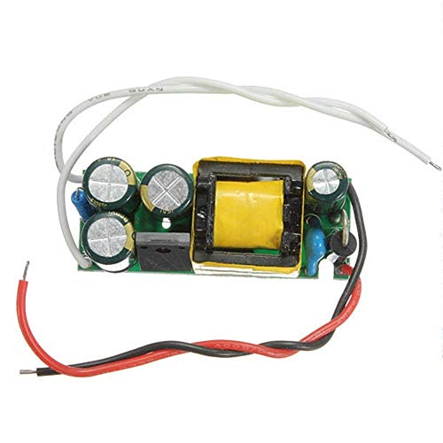 Allamp Energy Saving 10-18W 85-277V LED Treiber Stromversorgung Konstantstrom for Birnen-LED-Treiber Dekorative Lichter