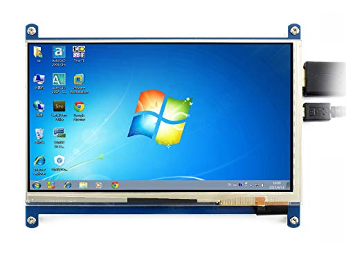 environ 39.62 cm écran tactile capacitif 1920*1080 IPS LCD écran d/'ordinateur WaveShare 15.6 in