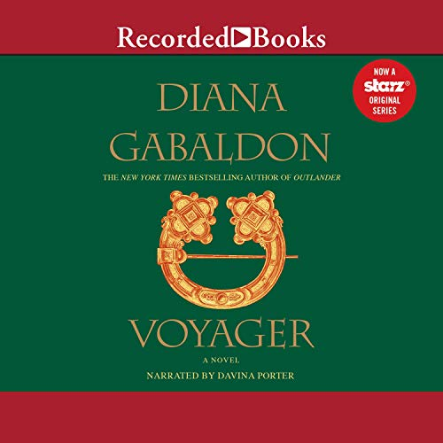 Voyager audiobook cover art