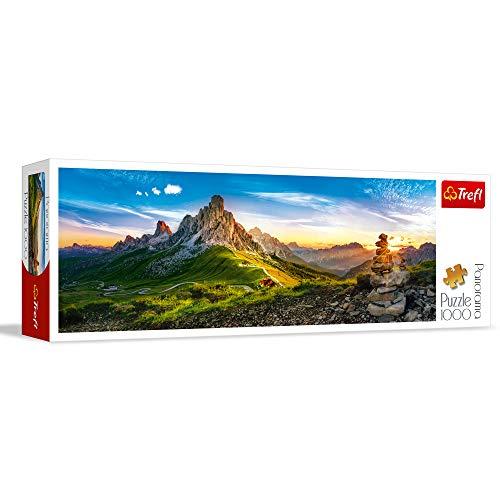 Trefl- Passo di Giau, Dolomites, Italien Puzzle Colori, 29038
