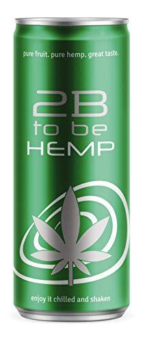 2B HEMP - Perfekt. Frucht mit Effekt. - 24er Tray - der etwas andere CHILL-OUT-DRINK
