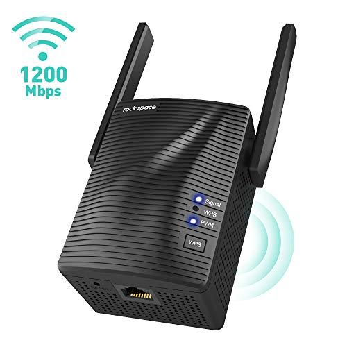 professionnel comparateur Amplificateur Wi-Fi puissant – Répéteur WiFi 1200 Mbit / s avec 1 connexion Ethernet, amplificateur WiFi… choix