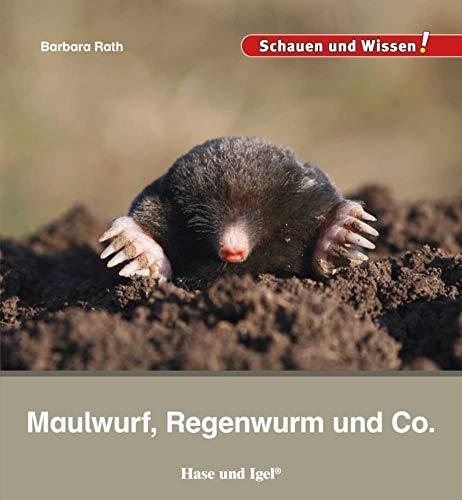 Maulwurf, Regenwurm und Co.: Schauen und Wissen!