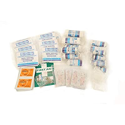Qualicare Workplace 1-50 Person First Aid Kit - Refill by Sure Health