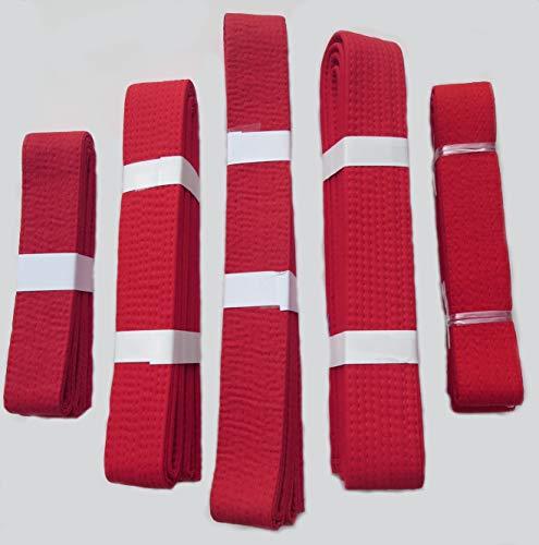 Alle Kampfsportarten–Rot...