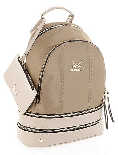 Sansibar Backpack Taupe