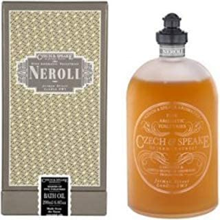 Czech & Speake Neroli Bath Oil (200ml)