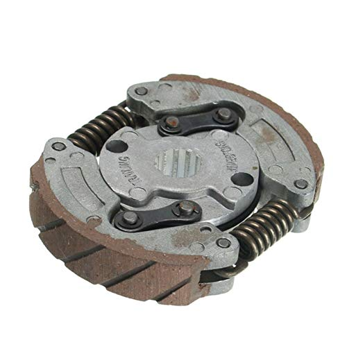 Mxqin® 1pcs Montaje de Embrague Apto para R Franco Morini 50CC Motor Indio MM5A, MM5B Mini K/TM 50 1994-2001 LEM 50 ETC