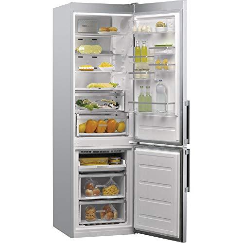 Whirlpool W9 941D IX H frigorifero con congelatore Libera installazione Acciaio inossidabile 348 L A+++