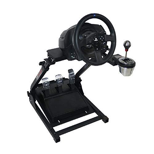 Z ZELUS Soporte Plegable Para Volante G29 Soporte De Volante De Carrera Para Logitech G25, G27, G29, G920 Racing Steering Wheel Stand