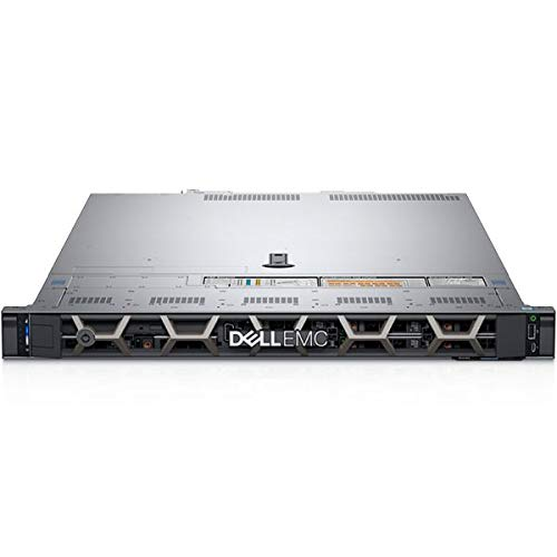 Dell PowerEdge R440 1U Rack Server, 2x Intel Xeon Silver 4214, 64GB RAM, 2x 1TB SATA, PERC H330, Dell 3 YR WTY + EuroPC Warranty Assist, (Renewed)