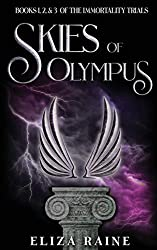 Cover of Skies of Olympus: Books One, Two & Three