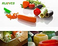 4Pcs/Set Different size Vegetable Spiral Cutter Spiralizer Meat Filling Tool Plastic Tomato Eggplant Cutter Kitchen Tool