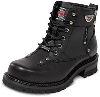 Size 10.5D Milwaukee Motorcycle Clothing Company Mens Outlaw Motorcycle Boots
