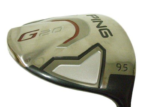 Ping G20 Driver 9.5 Titanium Golf Club