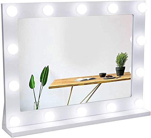 Waneway Vanity Mirror with LED Lights
